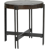 Signature Design by Ashley Jillenhurst Round End Table