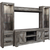 Signature Design by Ashley Wynnlow Entertainment Unit