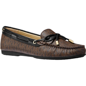 Michael Kors Sutton Leather Moccasins
