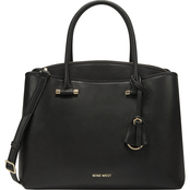 Nine West Eloise Jet Set Satchel