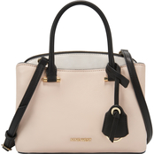 Nine West Eloise Small Jet Set Satchel