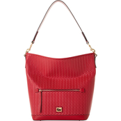 Dooney & Bourke Camden Woven Collection Hobo