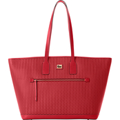 Dooney & Bourke Camden Woven Collection Large Tote