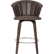 Armen Living Connie Counter Stool