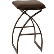 Armen Living Harper 26 in. Counter Stool