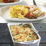 Alder Creek Spinach Casserole and Butternut Squash Risotto Pack