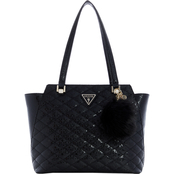 Guess Astrid Quilted Logo Tote