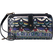Sakroots Large Smartphone Crossbody Purse