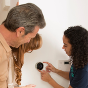 HelloTech Smart Thermostat Installation