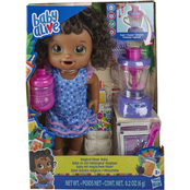 Baby Alive Magical Mixer Baby Doll, Blueberry Blast