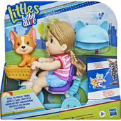Baby Alive Littles Roll 'n Pedal Trike and Doll