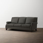 Bassett Greyson Leather Sofa