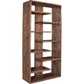 Coast to Coast Accents Brownstone Bookcase