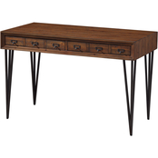 Coast to Coast Accents Oxford 2 Drawer Writing Desk