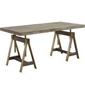 Coast to Coast Accents Biscayne Adjustable Height Desk / Table