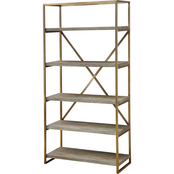 Coast to Coast Accents Biscayne Bookcase