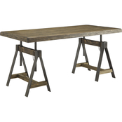 Coast to Coast Accents Camden Adjustable Desk Table