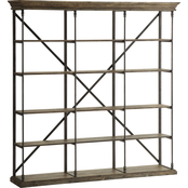 Coast to Coast Accents Corbin Large Bookcase