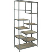 Coast to Coast Accents Bodhan Tall Bookcase