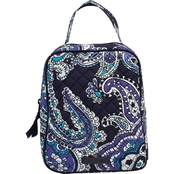 Vera Bradley Lunch Bunch, Deep Night Paisley