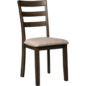 Benchcraft Drewing Upholstered Dining Side Chair 2 pk.