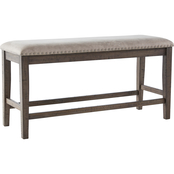 Benchcraft Johurst Double Upholstered Bench