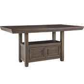 Benchcraft Johurst Rectangular Counter Dining Table