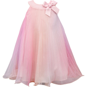 Bonnie Jean Little Girls Ombre Mesh Dress