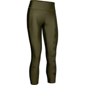 Under Armour Project Rock Heat Gear Armour Warrior Ankle Crop Capris