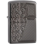 Zippo Armor Old Royal Filigree Lighter