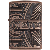 Zippo Armor Antique Copper MultiCut Lighter