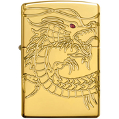Zippo Armor Chinese Dragon Lighter