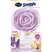 Renuzit Snuggle Relaxing Lavender Fragrance Diffuser, 2.19 oz.