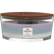 WoodWick Calming Retreat Ellipse Trilogy Candle