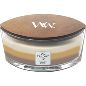 WoodWick Cafe Sweets Ellipse Trilogy Candle