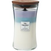 WoodWick Calming Retreat 7 in. Trilogy Candle