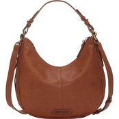 Lucky Brand Ebon Leather Shoulder Handbag