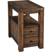 Signature Design by Ashley Marleza Chair Side End Table