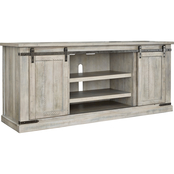 Signature Design by Ashley Carynhurst 70 in. TV Stand