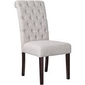 Ashley Signature Design Adinton Tufted UPH Chair 2 pk.