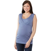 Planet Motherhood Maternity Nursing Friendly Top