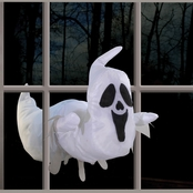 Fun World Boo Breakers Friendly Ghost Prop, 20 in.