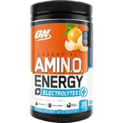 Optimum Nutrition Amino Energy +Electrolytes, 30 Servings