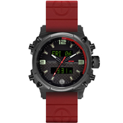 MTM Special Ops Men's Air Stryk II 45mm Watch AS2BCRDRR2