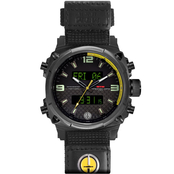 MTM Special Ops Men's Air Stryk II Ballistic Velcro 45mm Watch AS2BCYDBV2