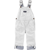 Oshkosh B'gosh Toddler Boys Convertible Canvas Overalls