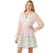JW Plaid Tunic