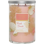 Yankee Candle Sparkling Sea Pink Sands 2 Wick Tumbler Candle