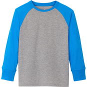 Gumballs Infant Boys Jersey Raglan Top