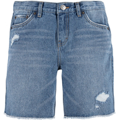 Levi's Girlfriend Midi Shorts
